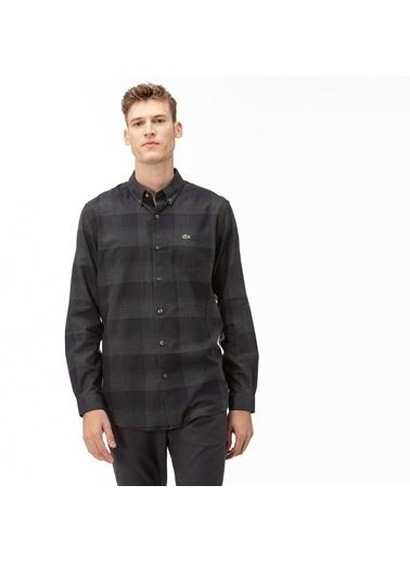 Lacoste Erkek Regular Gömlek CH2016.16L Lacivert